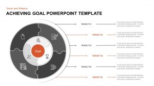 Achieving Goal Template for PowerPoint & Keynote