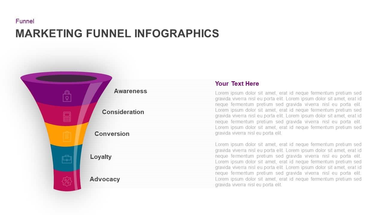 Marketing Funnel PowerPoint Template