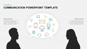Communication Template for PowerPoint & Keynote