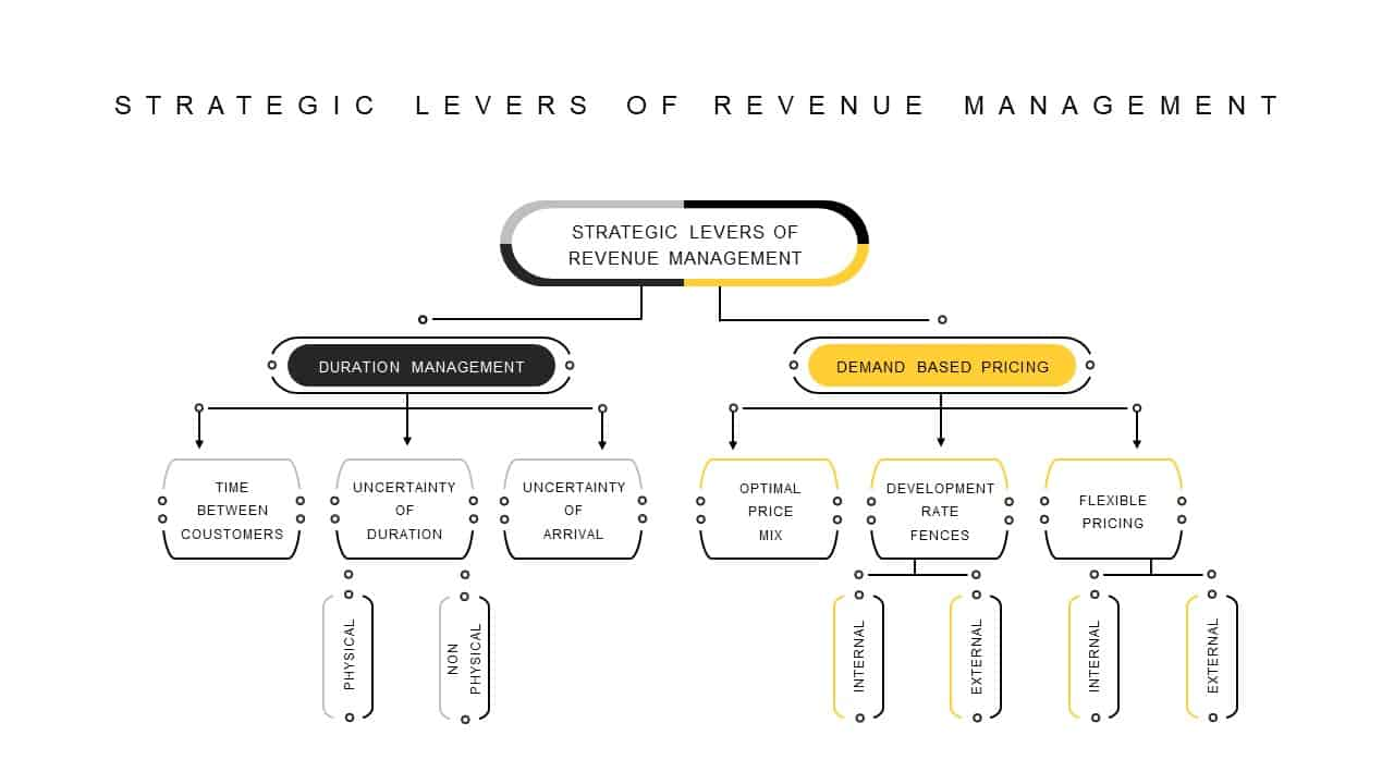 Revenue Management Strategic Levers PowerPoint