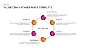 Value Chain Ppt Template for PowerPoint & Keynote