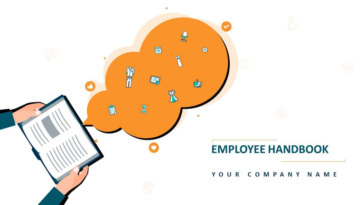Employee Handbook PowerPoint Template