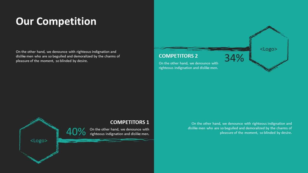 Investment Pitch Deck Competition Template
