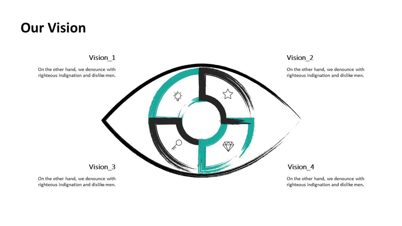 Investment Pitch Deck Vision Template