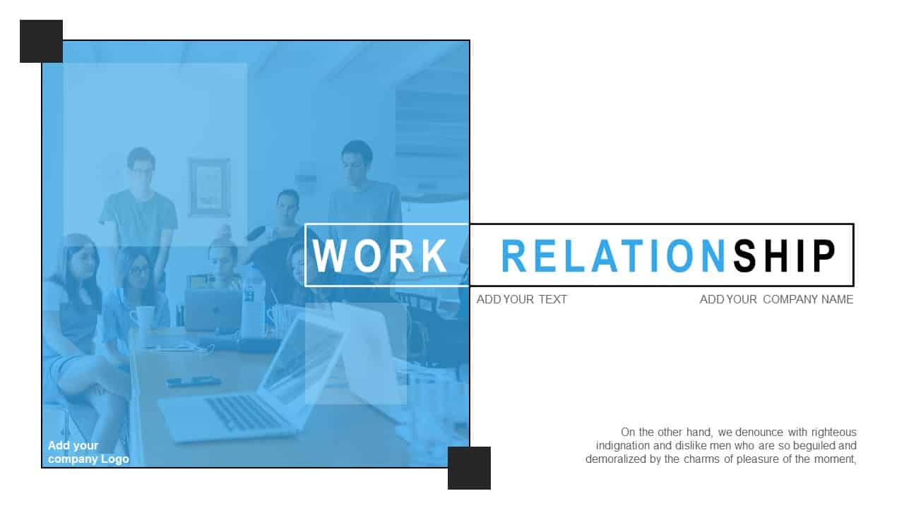 Relationship PowerPoint Template