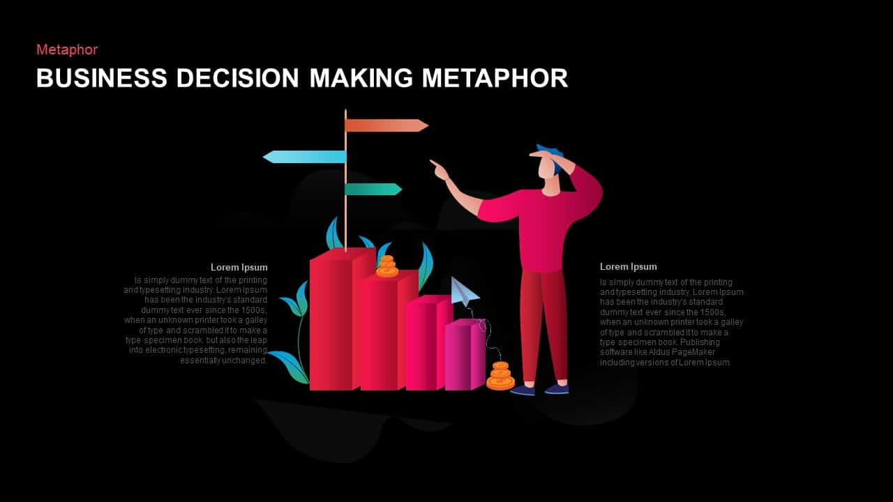 Business Decision Making Ppt Template