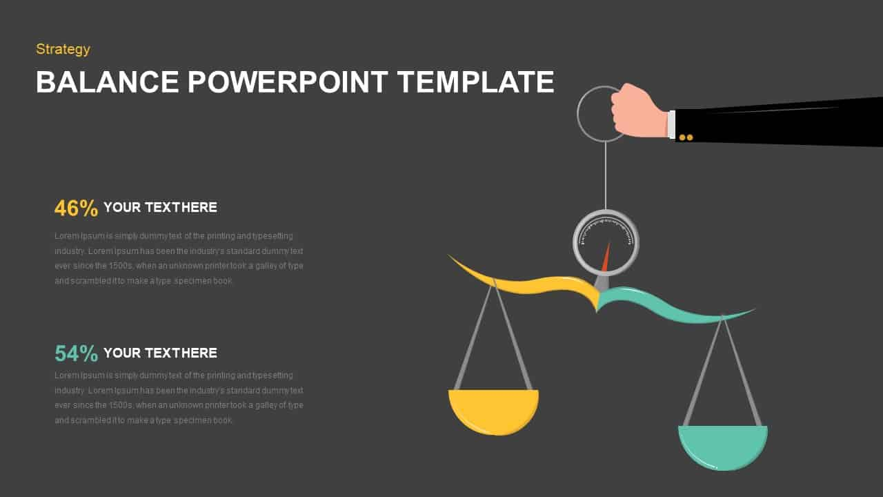 Download Balance PowerPoint Template
