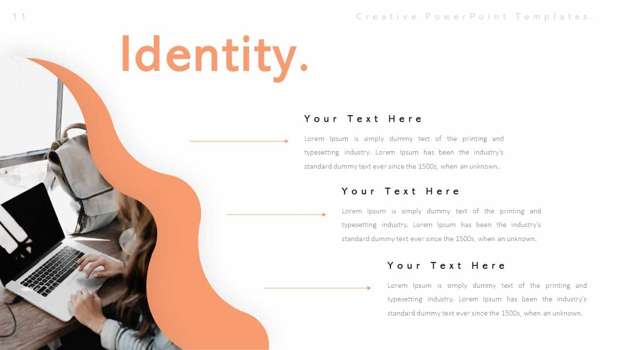 Creative Identity PowerPoint Templates