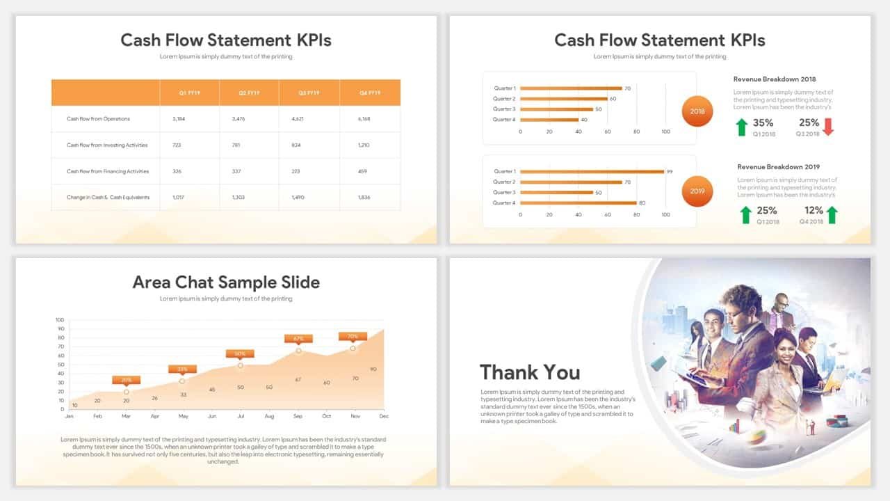 Download Sales Report PowerPoint Template