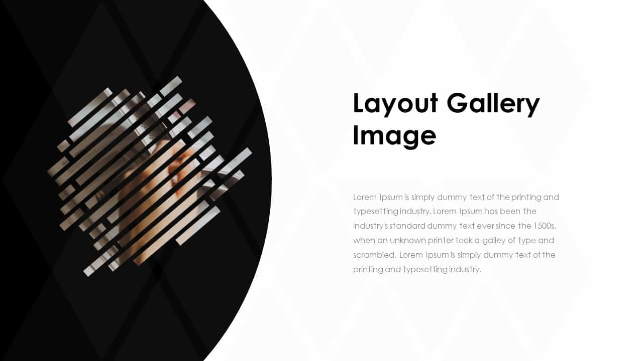 Business PowerPoint Presentation Template Layout Gallery Image