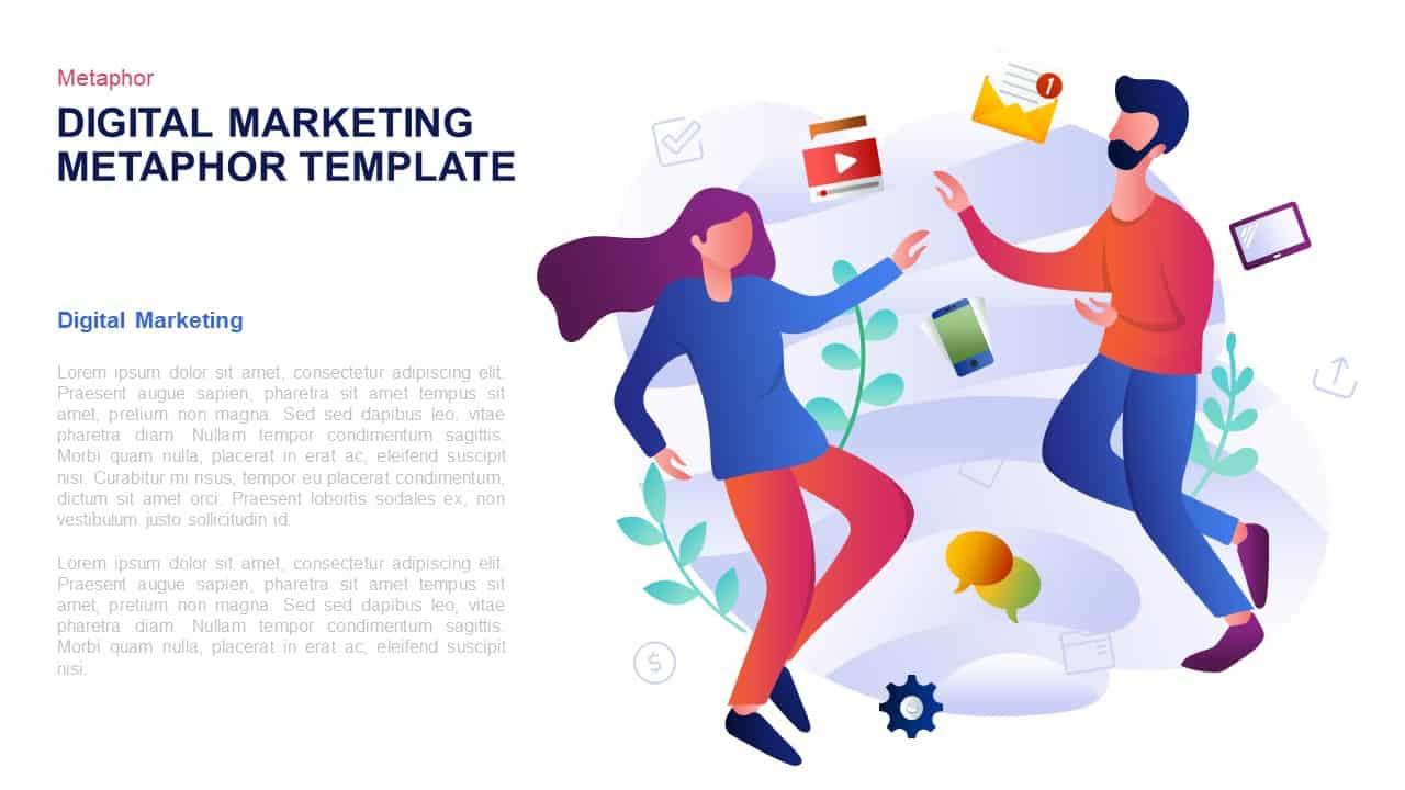 Digital Marketing PowerPoint Template