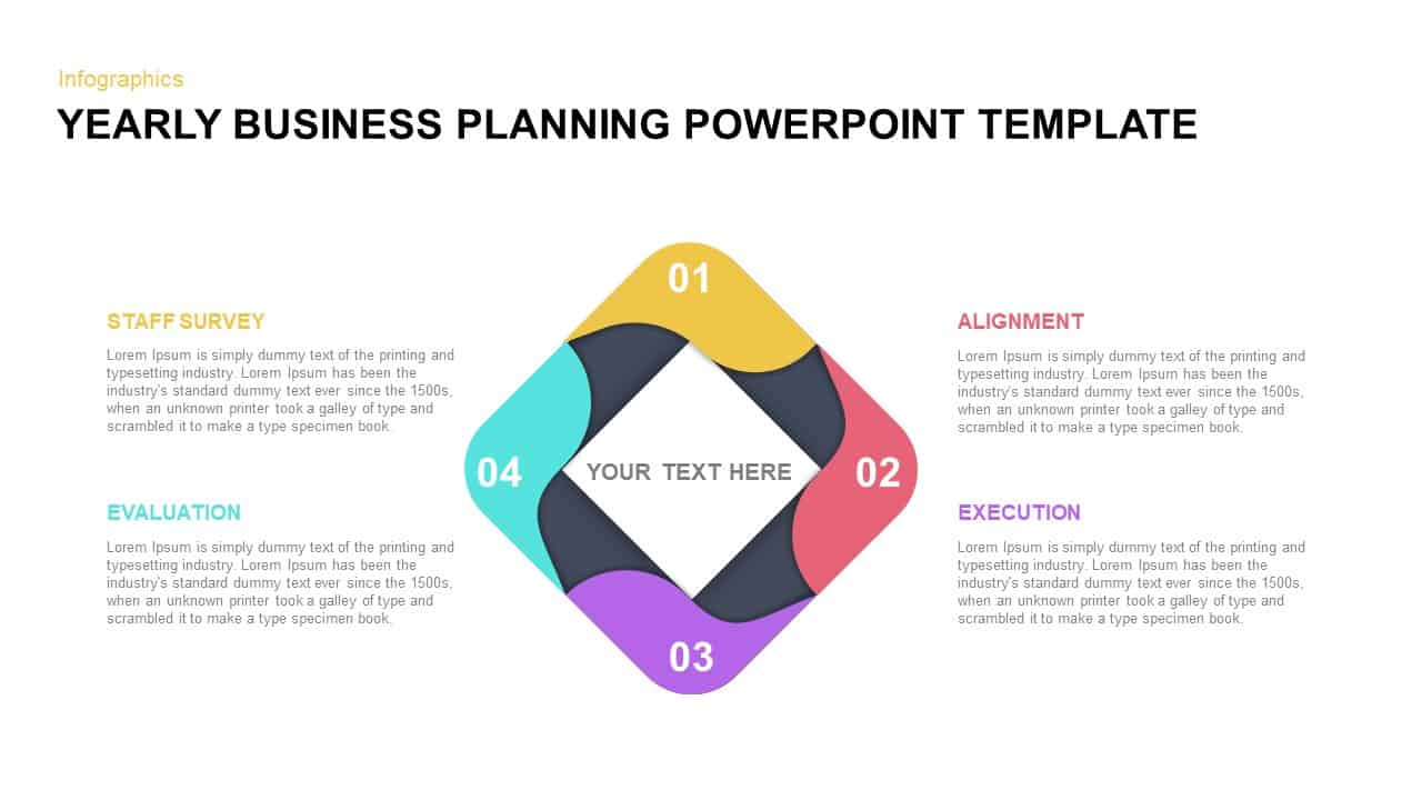 Annual Business Plan Template