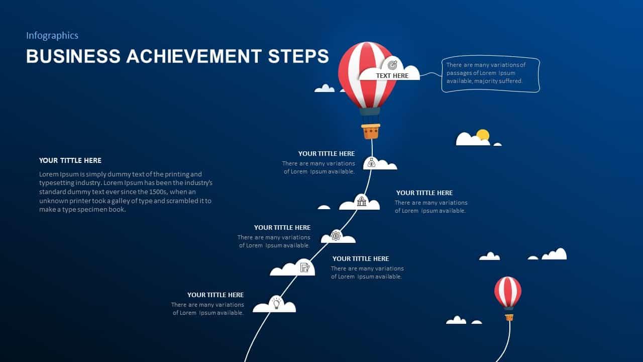 Business Achievement PowerPoint Template