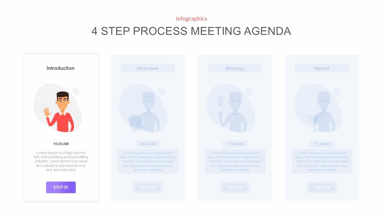 Meeting Agenda PowerPoint