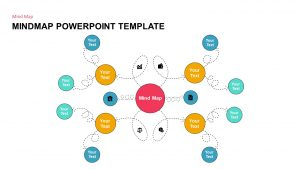 Mind map PowerPoint Template