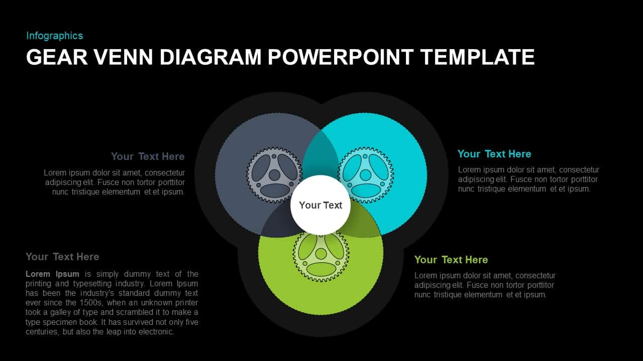 venn diagram powerpoint template