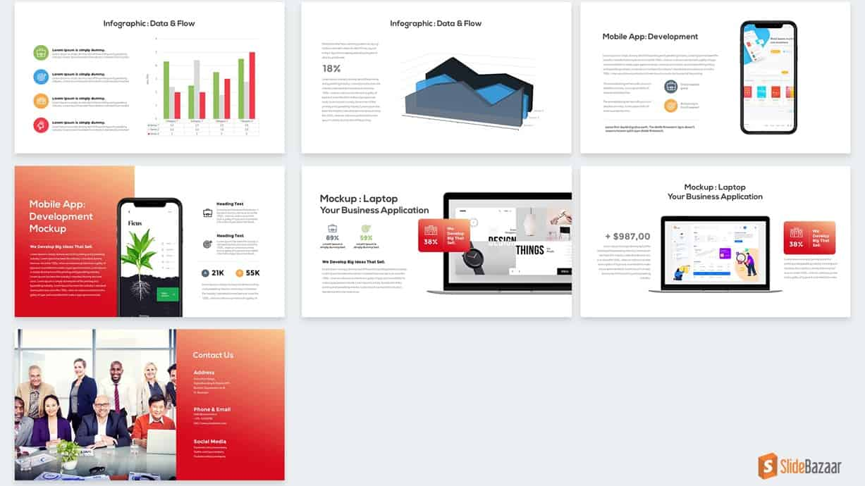 Active Free PowerPoint Template