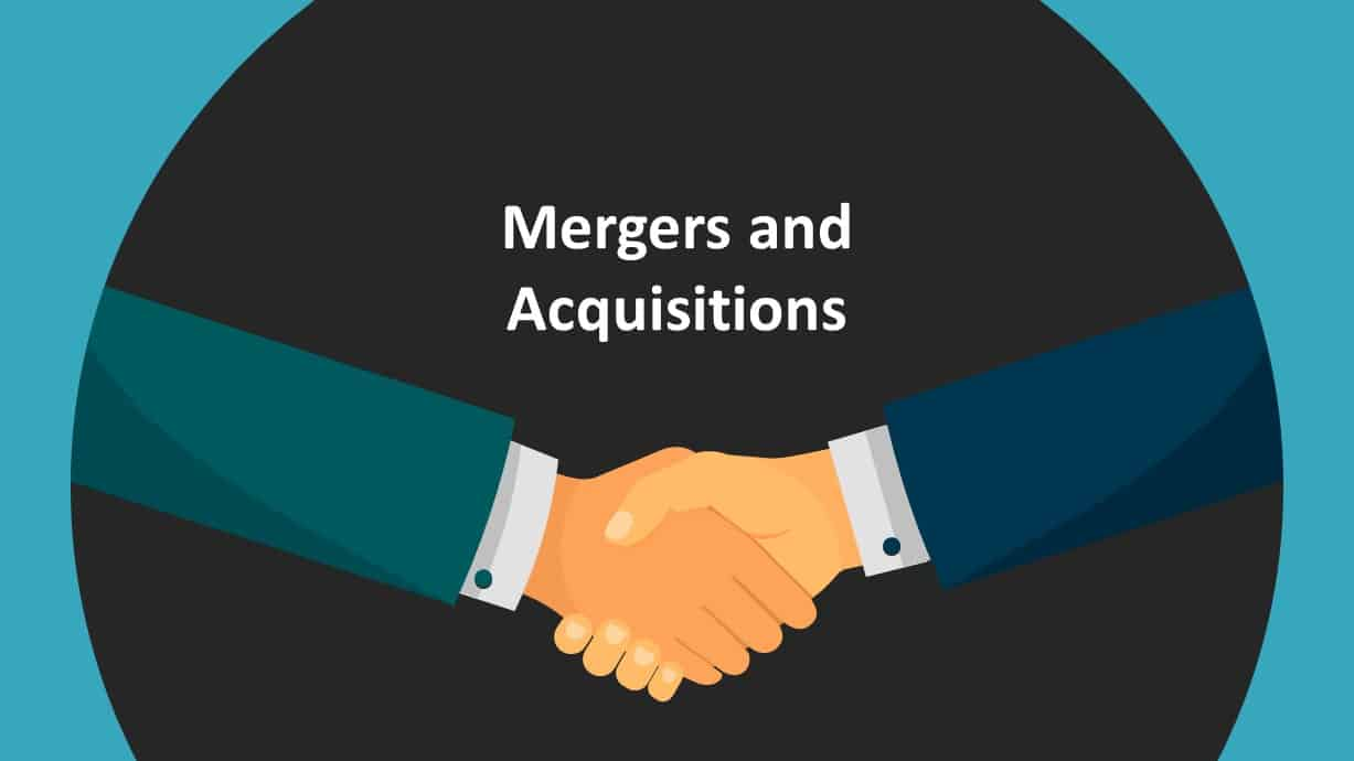 Mergers and Acquisitions Ppt Template