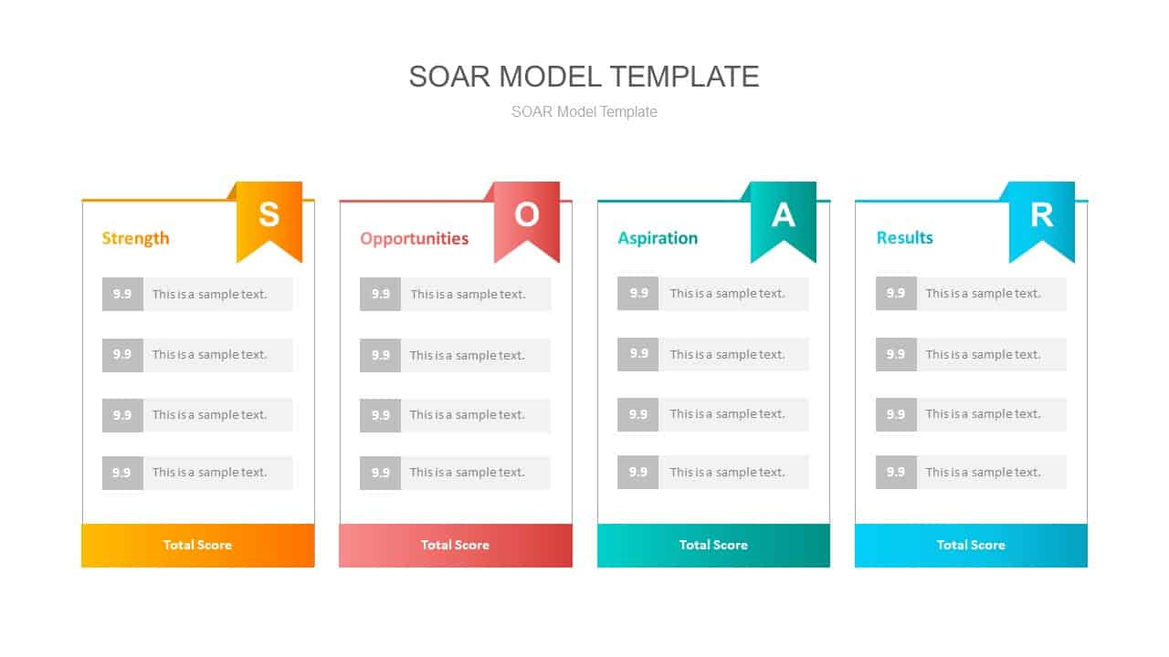 SOAR Analysis PowerPoint Template