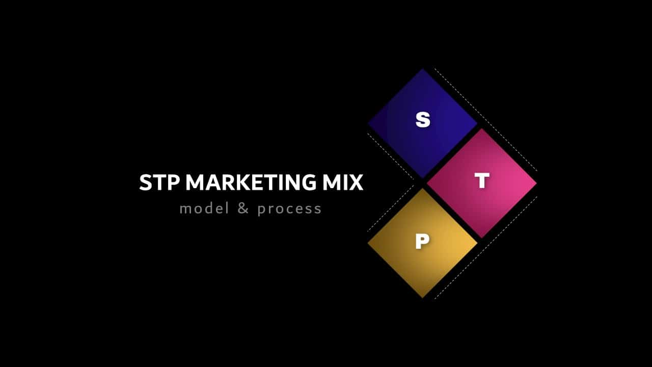 STP Marketing Mix Ppt Template