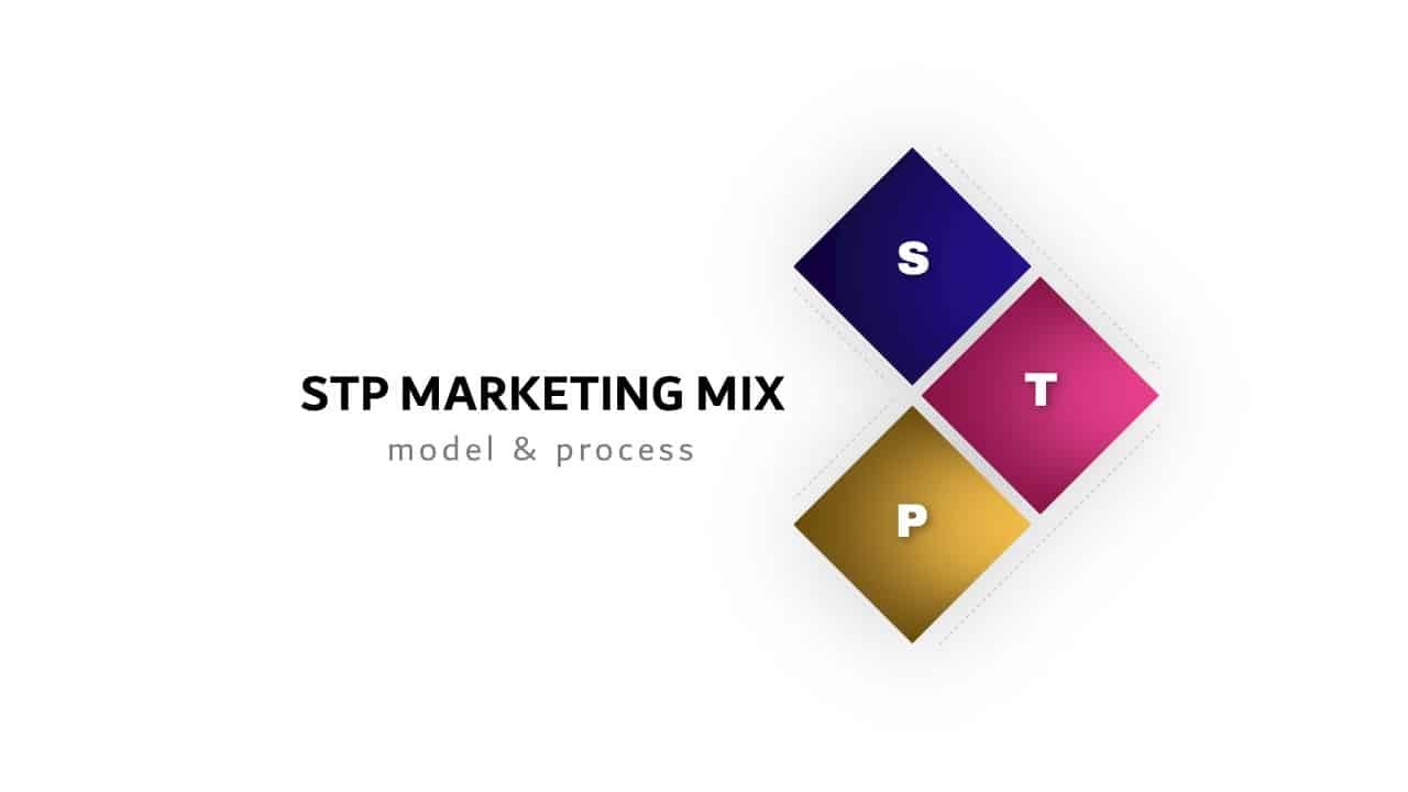 STP Marketing Mix for PowerPoint
