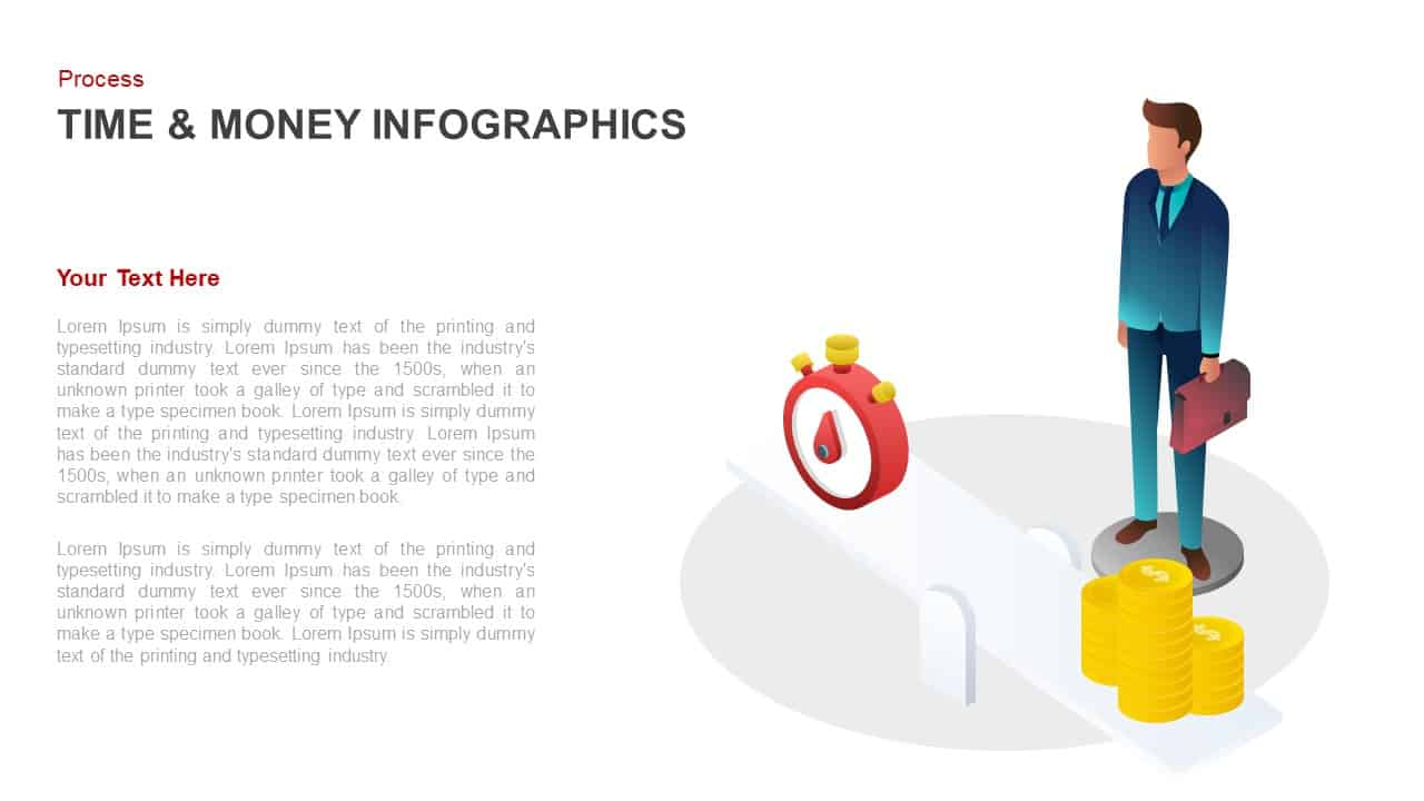 Time Money PowerPoint Template