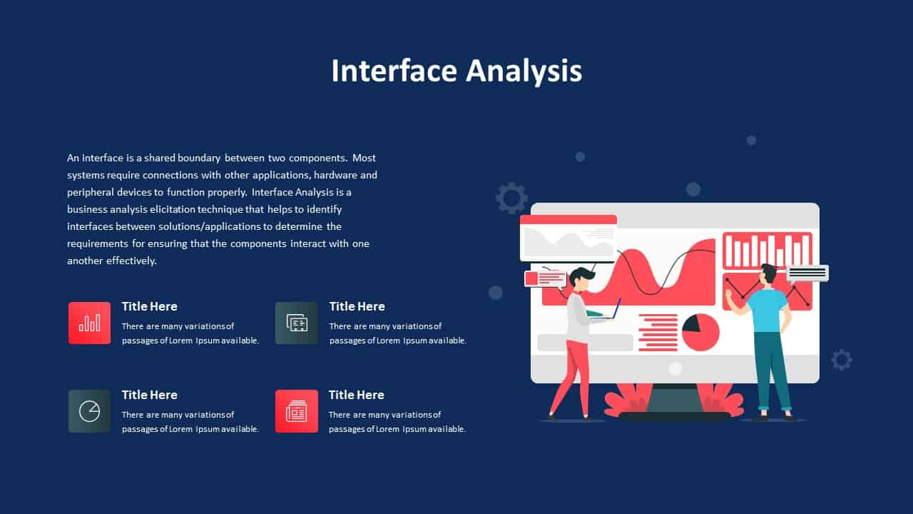Interface Analysis Ppt Template