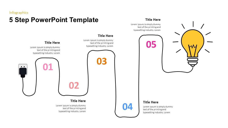 Bulb Idea PowerPoint Template
