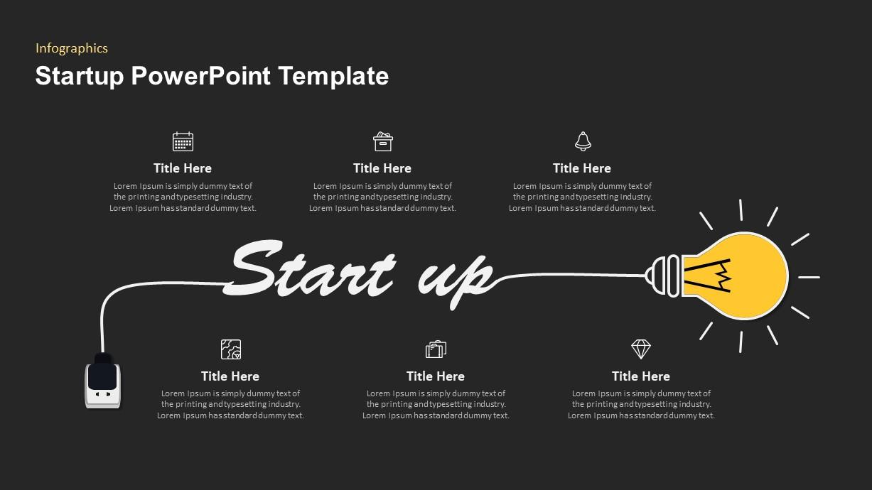 Idea Bulb PowerPoint Template