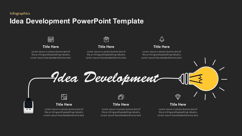 Idea Generation PowerPoint