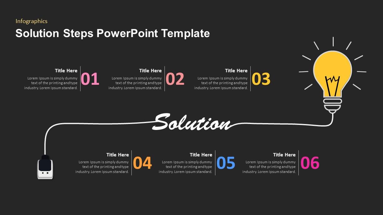 Idea Generation Presentation Template