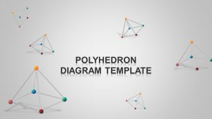 Polyhedron Diagram Template for PowerPoint