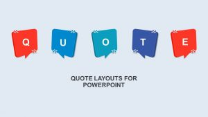 Quotes PowerPoint Template