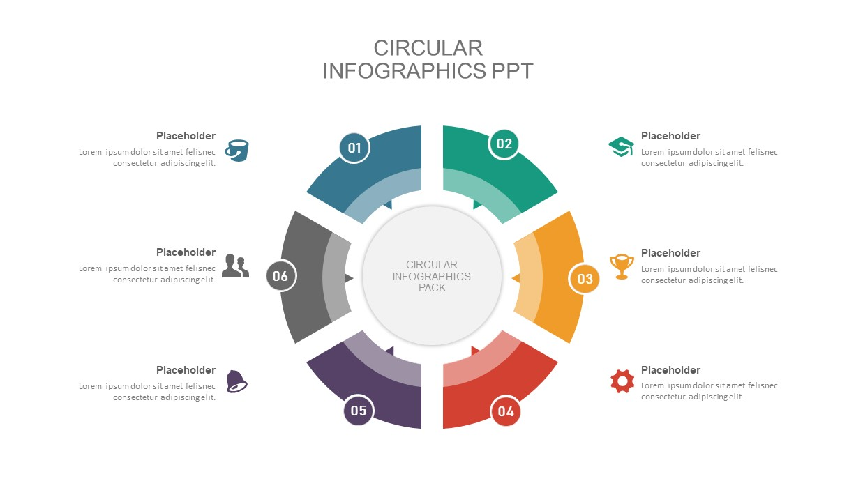 circular diagram PowerPoint
