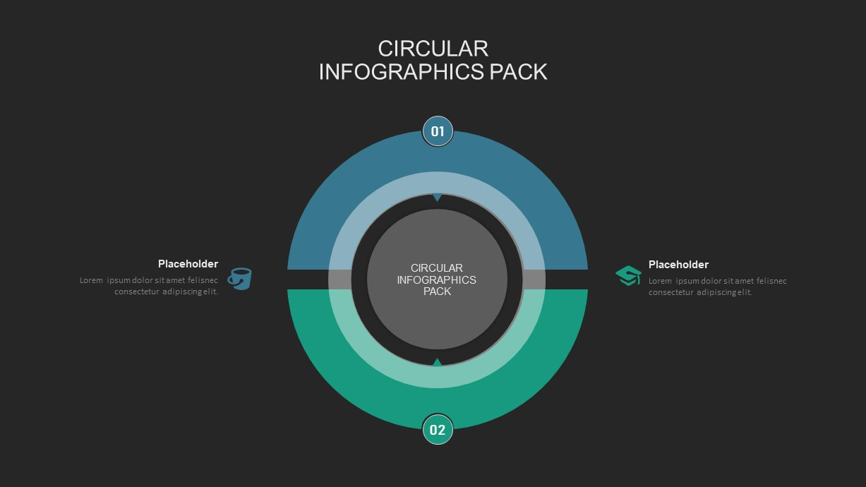circular powerpoint diagram