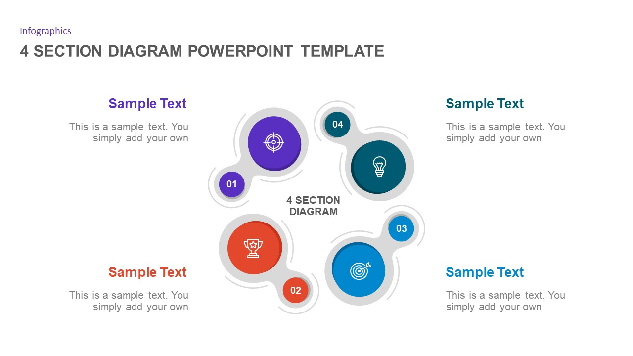 4 Step PowerPoint Template