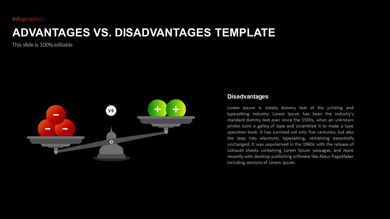 Advantages Disadvantages Ppt