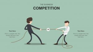 Animated Competition PowerPoint Template