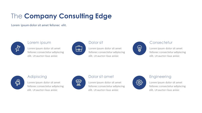 Company Profile Deck