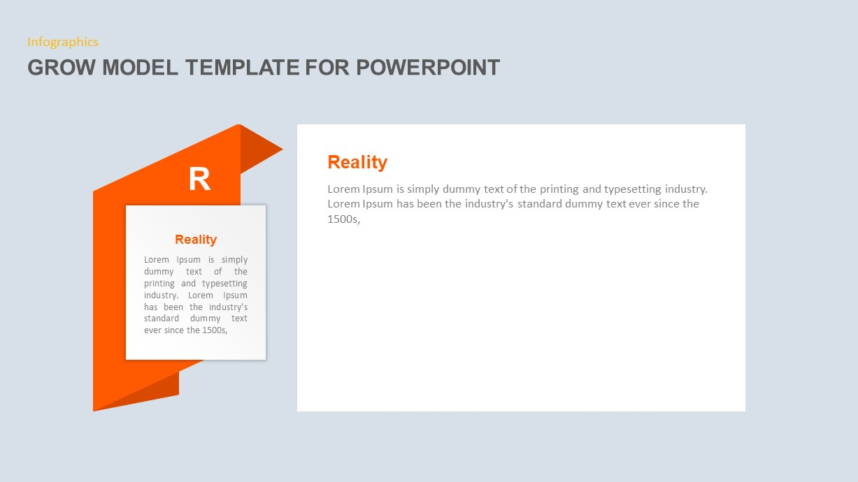 Grow Model PowerPoint Presentation