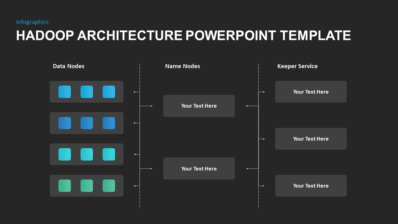 Hadoop Architecture PowerPoint Template