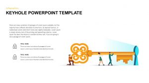 Keyhole PowerPoint Template