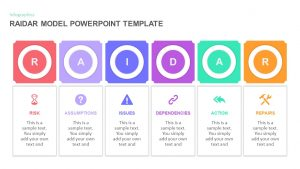 RAIDAR Model PowerPoint Template
