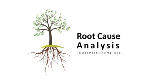 Root Cause Analysis PowerPoint Template