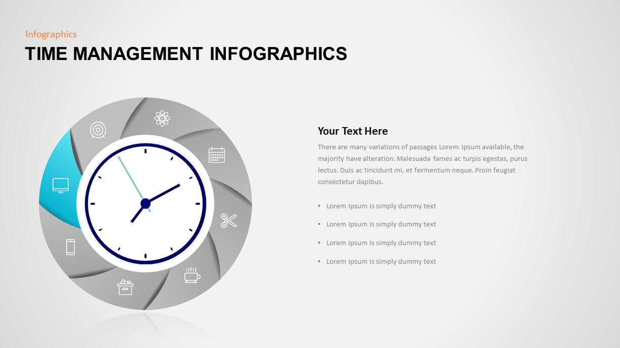 Time Management PowerPoint Presentation Template