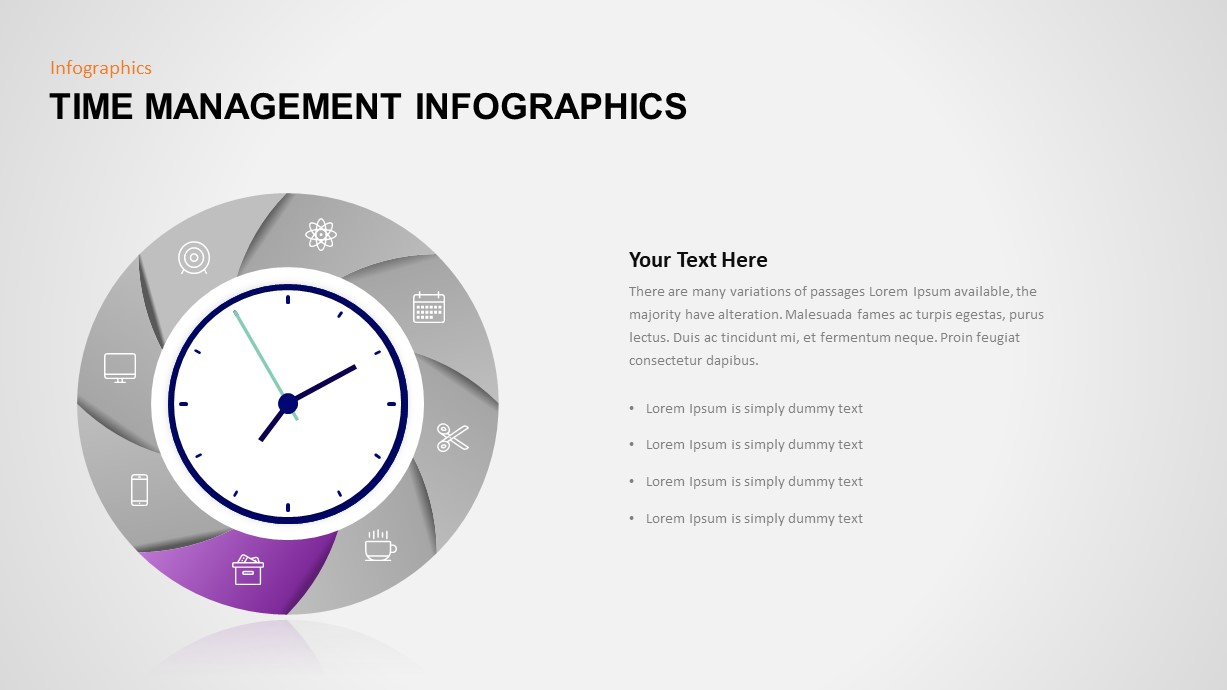 Time Management Ppt Template