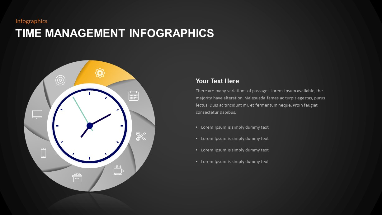 Time Management Template