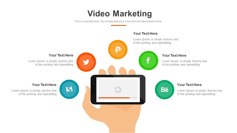 Video Marketing PowerPoint Template