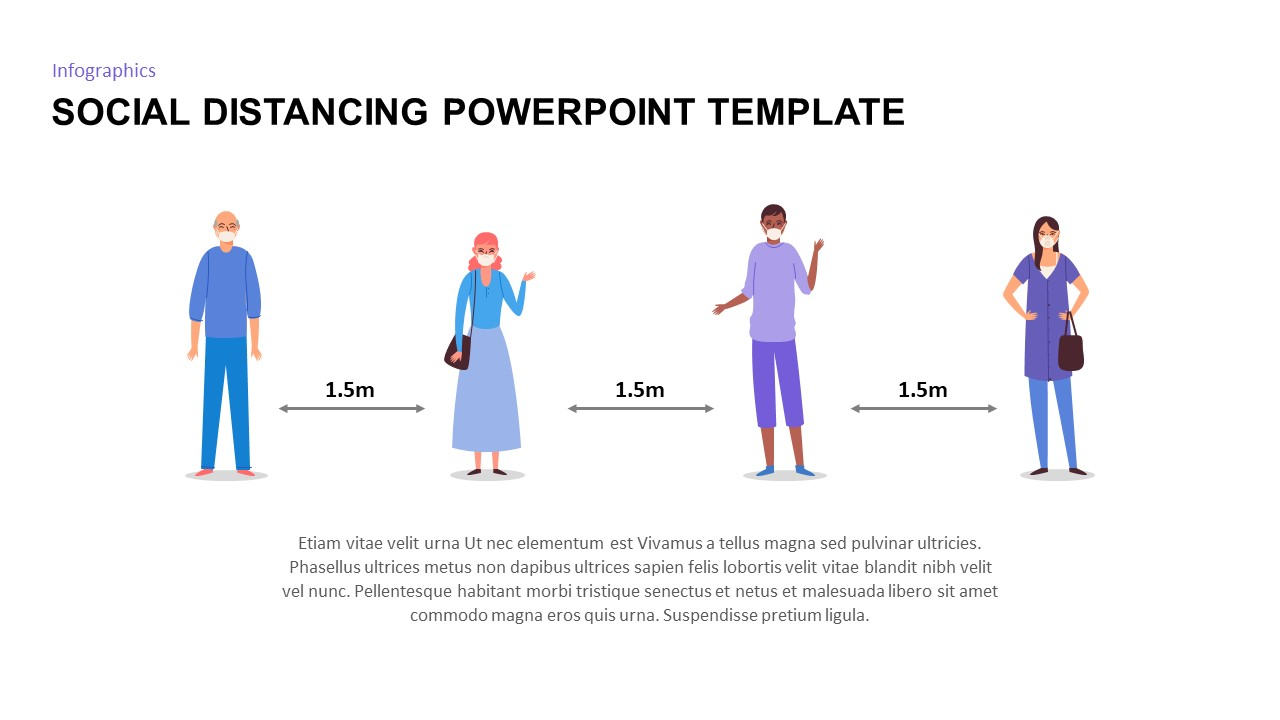 social distancing powerpoint template