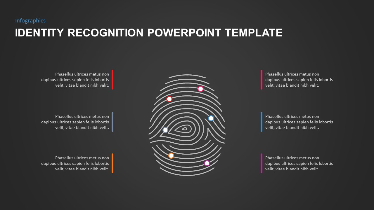 Identity Recognition PowerPoint